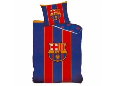 FC Barcelona Single Duvet Set ST