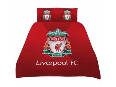Liverpool FC Double Duvet Set GR