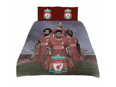 Liverpool FC Double Duvet Set Players