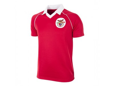 Benfica 1983/84 Retro Football Shirt - by Copa