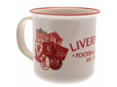Liverpool FC Retro Mini Coffee Mug