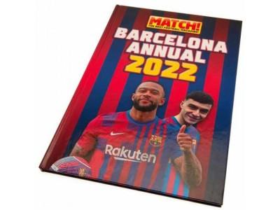 FC Barcelona Annual 2022