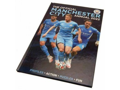 Manchester City FC Annual 2022