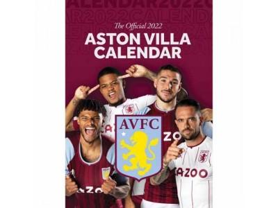 Aston Villa FC Calendar 2022