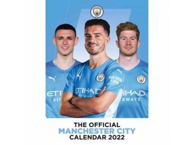 Manchester City FC Calendar 2022