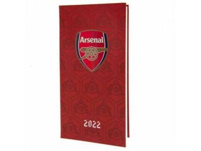 Arsenal FC Pocket Diary 2022