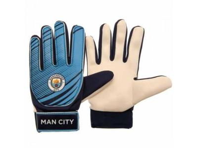 Manchester City FC Goalkeeper Gloves Youths AG