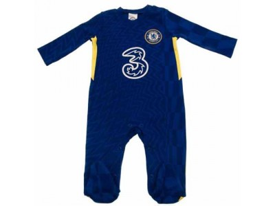 Chelsea FC Sleepsuit 3/6 Months BY
