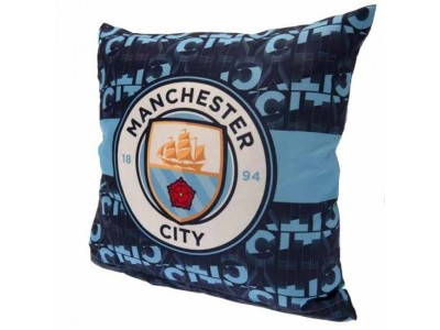 Manchester City FC Cushion TX