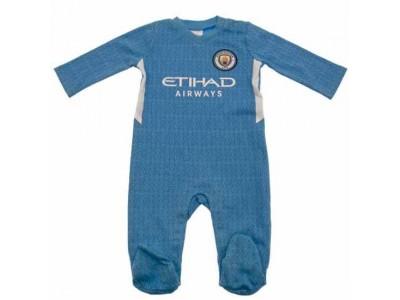Manchester City FC Sleepsuit 9/12 Months SQ