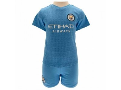 Manchester City FC Shirt & Short Set 6/9 Months SQ