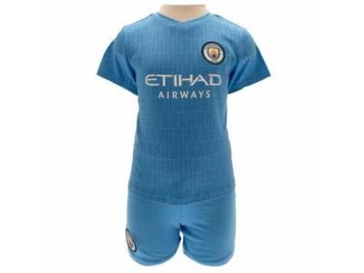 Manchester City FC Shirt & Short Set 3/6 Months SQ
