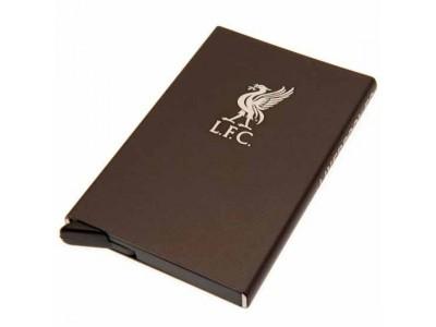 Liverpool FC Rfid Aluminium Card Case