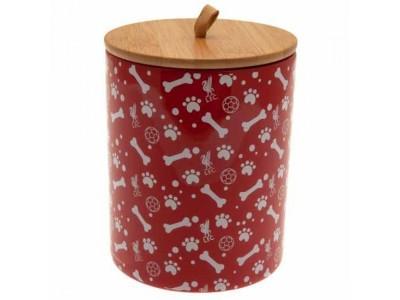 Liverpool FC Pet Treat Jar