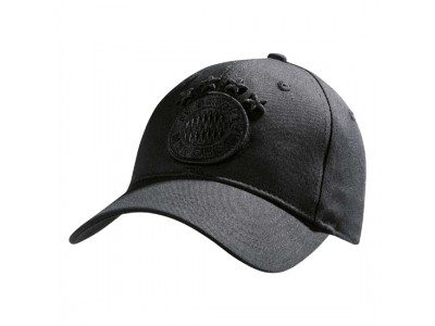 FC Bayern Munchen Cap Black Logo
