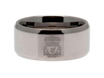 Liverpool FC Band Ring Medium