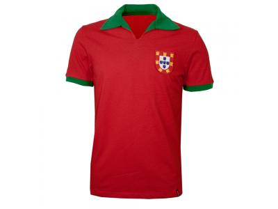 Portugal 1972 Short Sleeve Retro Shirt