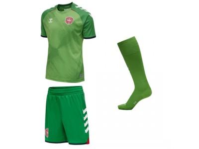 Denmark goalie kit alternate 2020/22- youth