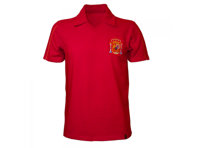 Spain retro home shirt - 1980s