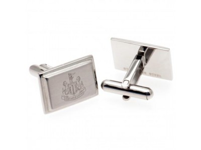 Newcastle United FC Stainless Steel Cufflinks