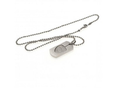 Arsenal FC Dog Tag & Chain CO CR