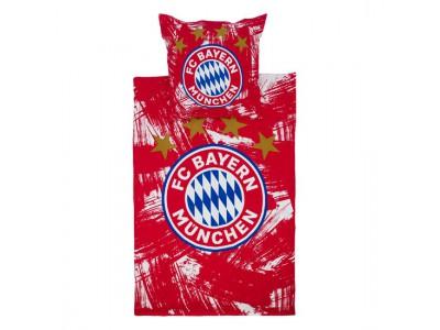 FC Bayern Munchen Bedding red/white Beaver