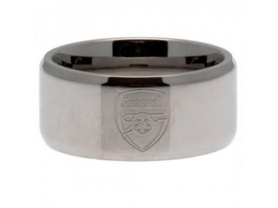 Arsenal FC Band Ring Medium