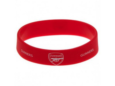 Arsenal FC Silicone Wristband