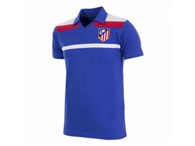 Atletico Madrid 1986 Third Retro Football Shirt - by Copa