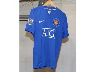 Manchester United third jersey 2008/09 - Nikolajsen 09