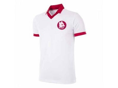 AS Roma 1984 European Cup Final Retro Shirt - by Copa