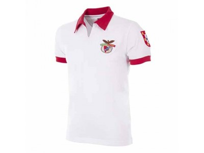 SL Benfica 1968 Away Retro Football Shirt