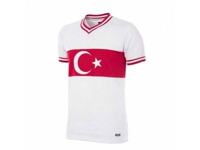 Turkey 1979 Retro Football Shirt