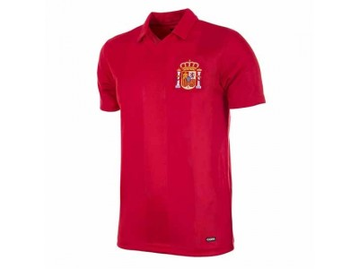Spain 1984 Retro Football Shirt