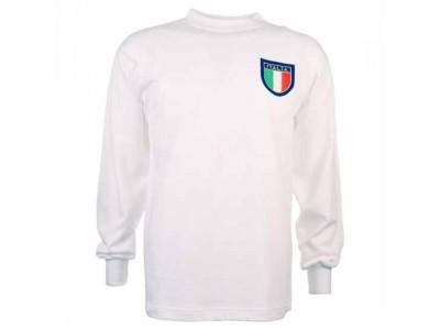 Italy 1960s Away Retro Football Shirt