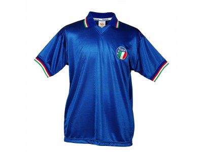 Italy 1990 world cup home retro jersey