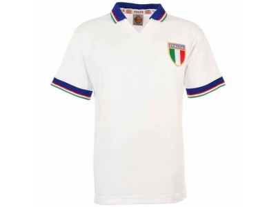 Italy 1982 World Cup Away Retro Football Shirt