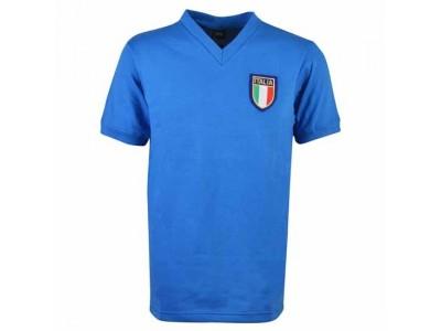 Italy 1960s Home Retro Football Shirt