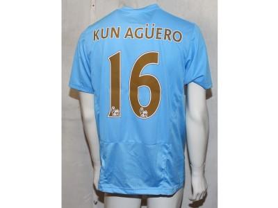 Nike teamsport jersey - Kun Aguero 16