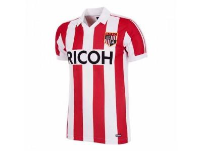 Stoke City 1981-83 Retro Football Shirt - by Copa
