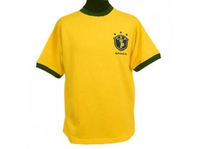 Brazil 1982 World Cup Retro Jersey