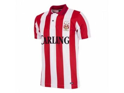 Stoke City 1993-94 Retro Football Shirt - by Copa