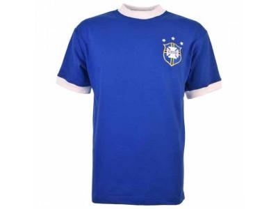 Brazil 1974 World Cup Retro Football Shirt