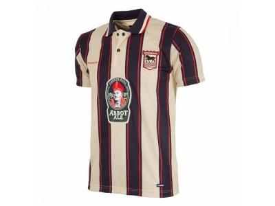 Ipswich Town Away Shirt 1997-98 Retro - by Copa