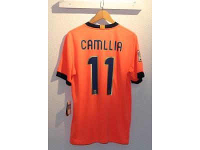 FC Barcelona third jersey 2009/11 - Camilla 11