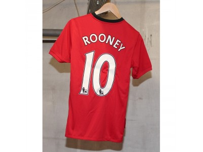Manchester United home jersey 2009/10 - boys - Rooney 10