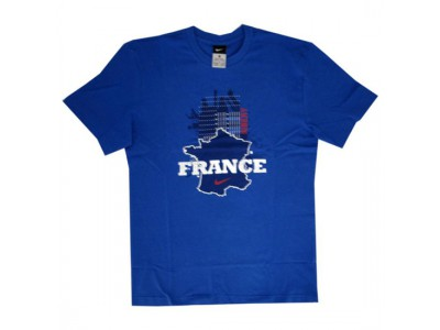 France tee Ribery 7 World Cup 2010 - blue