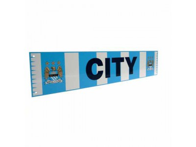 Manchester City FC Bar Scarf Sign