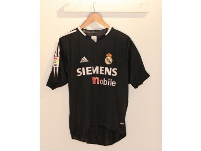 Real Madrid away jersey 2004/05 - Morientes - ERROR