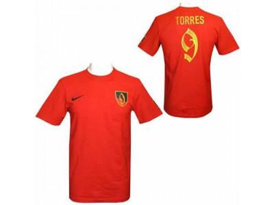 Atletico Madrid FC Torres Nike Hero T Shirt Mens S